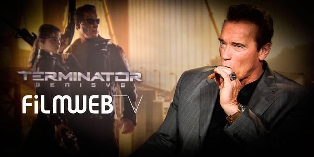 Arnold Schwarzenegger FilmwebTV
