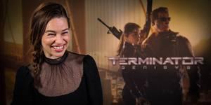 Emilia Clarke i FWTV-intervju