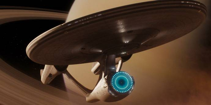 Enterprise i Star Trek