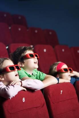 Kinosal kino barn 3D