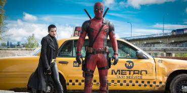 Negasonic Teenage Warhead og Deadpool