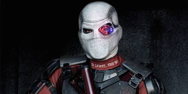 Will Smith som Deadshot i