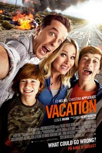 Vacation (nor. plakat)
