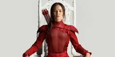 Jenifer Lawrence i The Hunger Games: Mockingjay Part 2