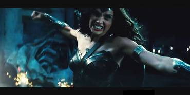 Gal Gadot i Batman vs. Superman: Dawn of Justice