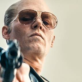 Johnny Depp i Black Mass