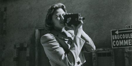 Ingrid Bergman i Jeg er Ingrid
