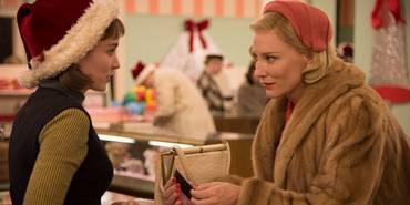 Rooney Mara og Cate Blanchett i Carol