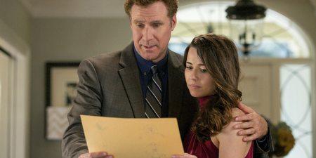 Will Ferrell og Linda Cardellini i Daddy's Home