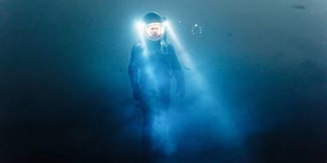 Matt Damon i The Martian