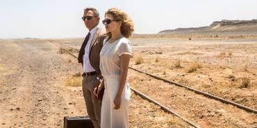 Daniel Craig og Lea Seydoux i James Bond-filmen Spectre