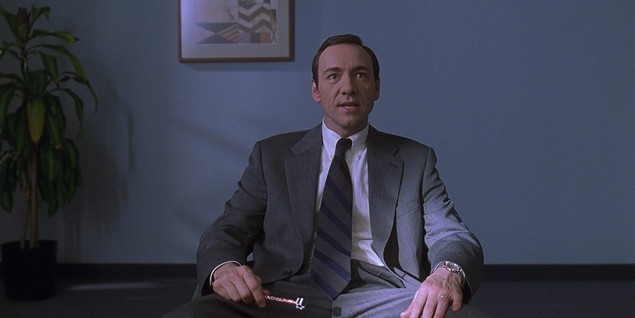 Kevin Spacey i American Beauty