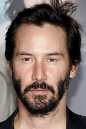 Keanu Reeves på premieren til Cloud Atlas i 2012