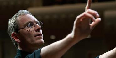 Michael Fassbender i Steve Jobs