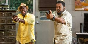 Kevin Hart og Ice Cube i Ride Along 2