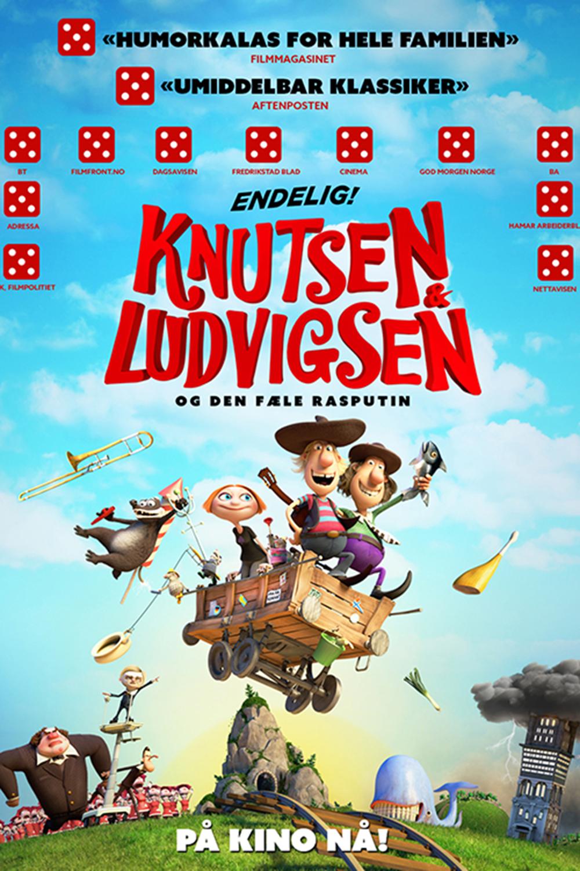 Knutsen & Ludvigsen og den fæle Rasputin