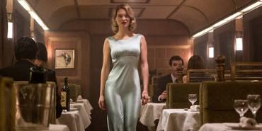 Lea Seydoux i James Bond:Spectre
