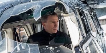 Daniel Craig i James Bond:Spectre