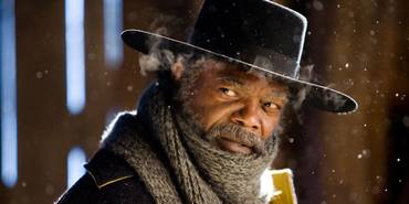 Samuel L. Jackson i The Hateful Eight