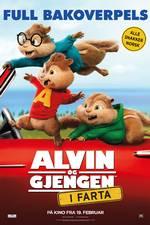 Alvin og gjengen: I Farta