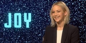 Jennifer Lawrence - Joy - Intervju