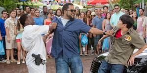 Kevin Hart, Ice Cube og Ken Jeong i Ride Along
