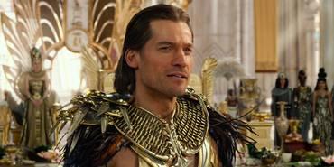 Nikolaj Coster-Waldau i Gods of Egypt