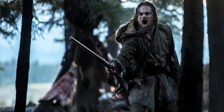 Leonardo DiCaprio i The Revenant