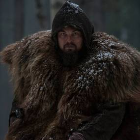 Leonardo DiCaprio i The Revenant
