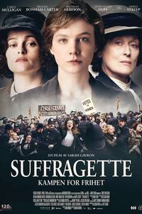 Suffragette - Kampen for frihet