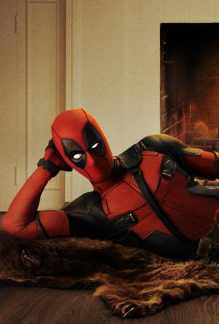 Ryan Renolds som Deadpool