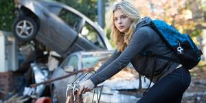 Chloë Grace Moretz i The 5th Wave