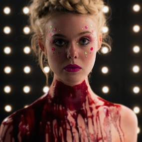 Elle Fanning i The Neon Demon