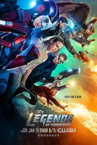 Legends of Tomorrow - Sesong 1