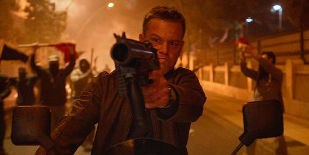 Matt Damon i Jason Bourne