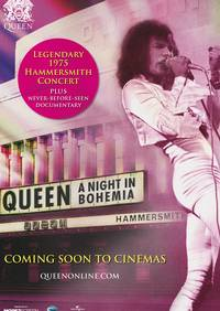 Queen: A Night in Bohemia + dokumentar