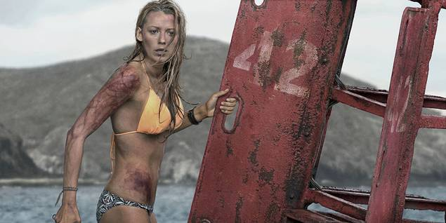 Blake Lively i The Shallows
