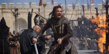 Michael Fassbender i Assassin's Creed