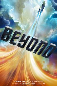 Star Trek Beyond - plakat