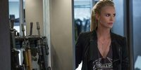 Charlize Theron som Cipher i Fast & Furious 8