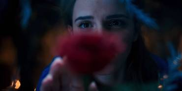 Emma Watson i Skjønnheten og udyret