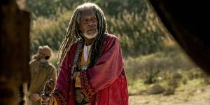 Morgan Freeman i Ben Hur