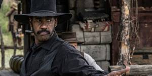 Denzel Washington i The Magnificent Seven