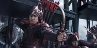 Eddie Peng in The Great Wall