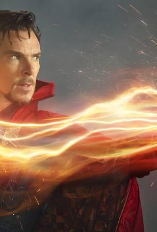 Benedict Cumberbatch i Doctor Strange