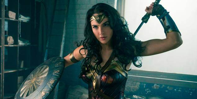 Gal Gadot er Wonder Woman