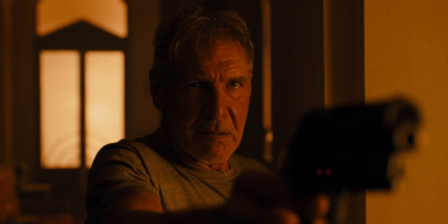 Harrison Ford i Blade Runner 2049