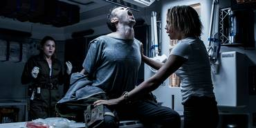 Carmen Ejogo i Alien: Covenant