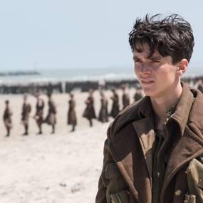 Fionn Whitehead i Dunkirk
