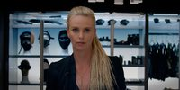 Charlize Theron i Fast & Furious 8